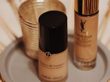 Foundation and Concealer image to represent my text